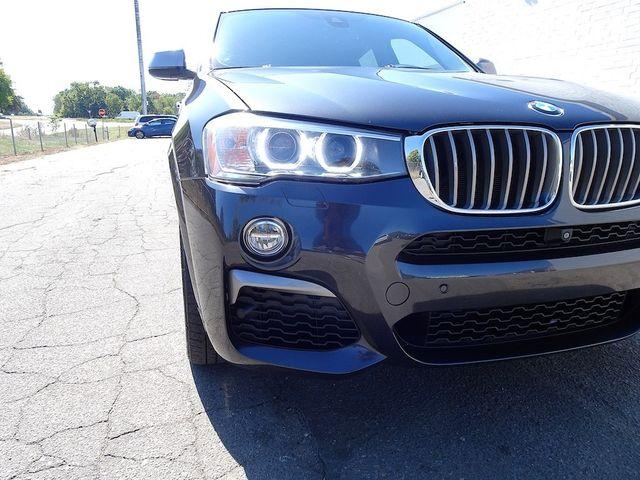 2017 BMW X4 M40i M40i Madison, NC 8