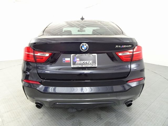 2017 BMW X4 M40i in McKinney, Texas 75070
