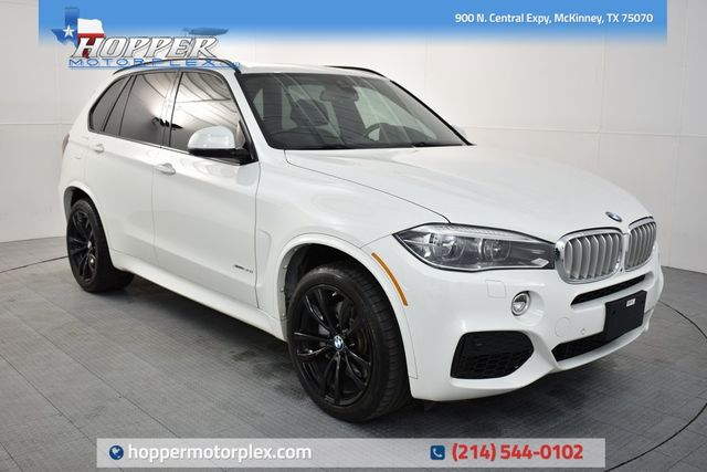 2017 BMW X5 xDrive50i in McKinney, Texas 75070