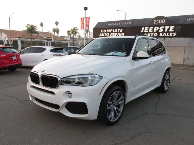 2017 BMW X5 sDrive35i M Sport in Costa Mesa, California 92627