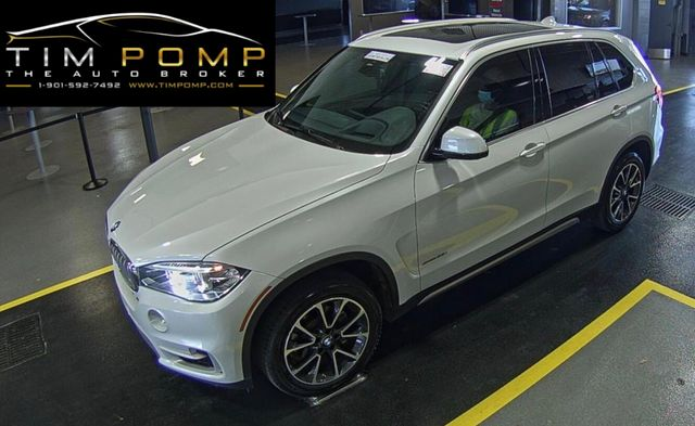 2017 BMW X5 sDrive35i 3RD ROW SEAT/PANO ROOF