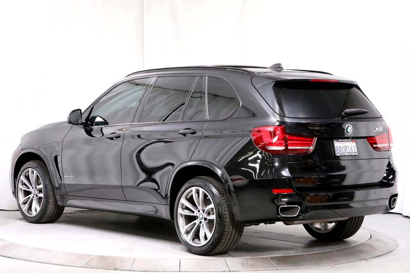 2017 BMW X5 xDrive35d - M Sport pkg - Touch screen nav - Warranty  city California  MDK International  in Los Angeles, California