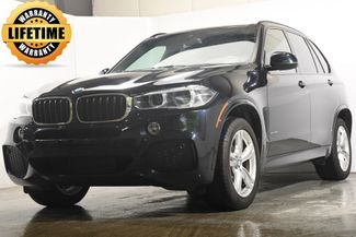 2017 BMW X5 xDrive35i M-Sport w/ Blind Spot/ Safety Tech in Branford, CT 06405