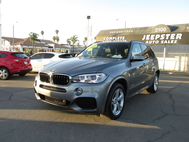 2017 BMW X5 xDrive35i M Sport in Costa Mesa, California 92627