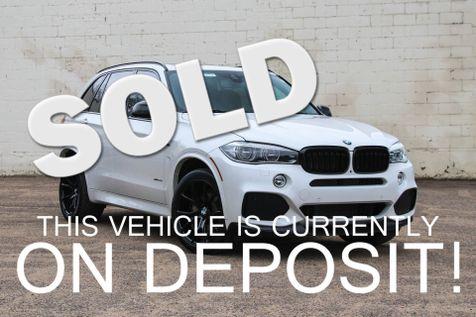 2017 BMW X5 xDrive35i M-Sport AWD w/20-Inch Concave Rims, Navigation, 360º Cam & Driver Assist Pkg in Eau Claire