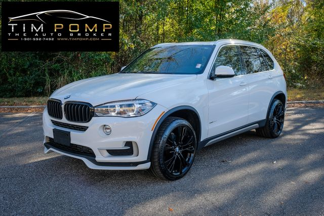 2017 BMW X5 xDrive35i FACTORY BODY KIT OVER $9000
