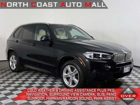 2017 BMW X5 xDrive50i xDrive50i in Cleveland, Ohio