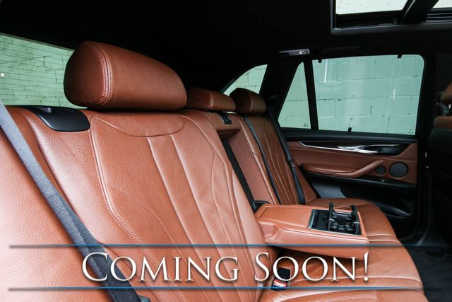 "2017 BMW X5 xDrive50i M-Sport Luxury SUV w/445HP V8, Nav, 360º Cam, Panoramic Moonroof & 20"" Wheel Pkg in Eau Claire, Wisconsin 54703"