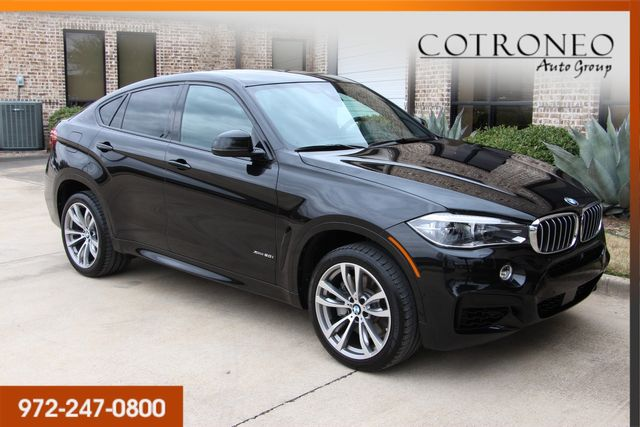 2017 BMW X6 xDrive50i M Sport in Addison, TX 75001