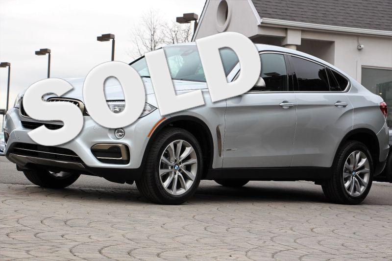 2017 BMW X6 xDrive 35i xLine in Alexandria VA