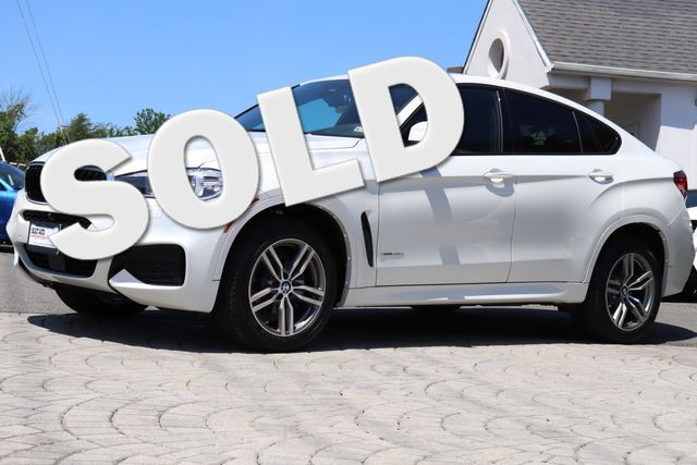 2017 BMW X6 xDrive 35i M Sport PKG in Alexandria VA