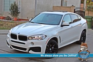 """2017 BMW X6 sDrive35i RARE M-SPORT PKG RED SEATS 20"""" WHLS in Van Nuys, CA 91406"""