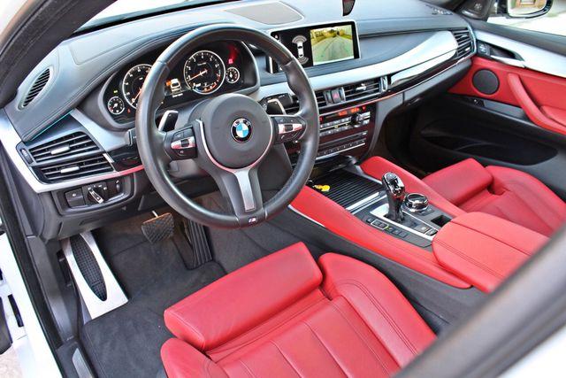 "2017 BMW X6 sDrive35i RARE M-SPORT PKG RED SEATS 20"" WHLS in Woodland Hills CA, 91367"
