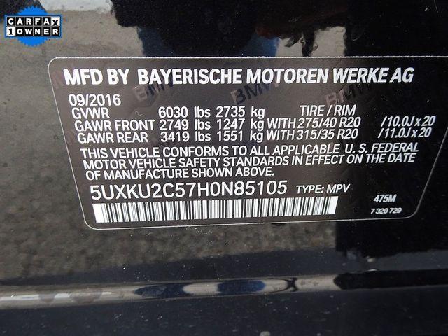 2017 BMW X6 xDrive 35i xDrive35i Madison, NC 59