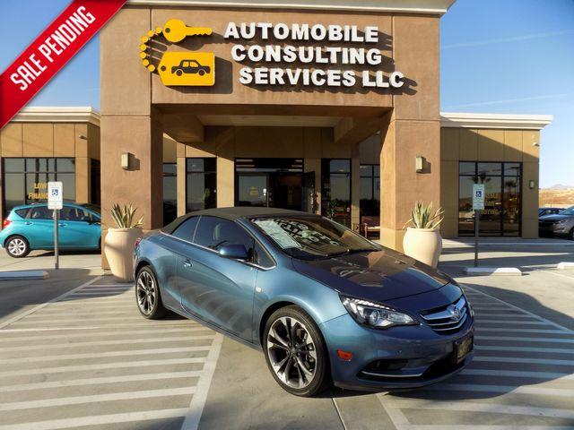 2017 Buick Cascada Premium in Bullhead City, AZ 86442-6452