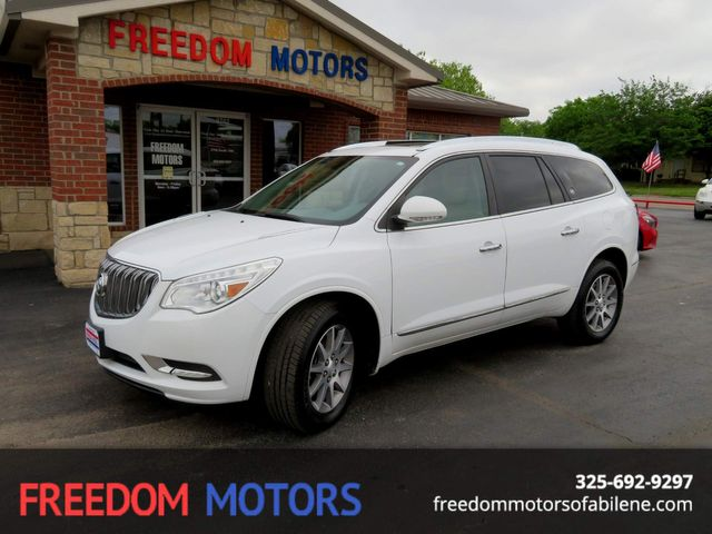 2017 Buick Enclave Leather in Abilene,Tx, Texas 79605