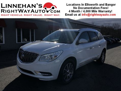 2017 Buick Enclave Leather in Bangor