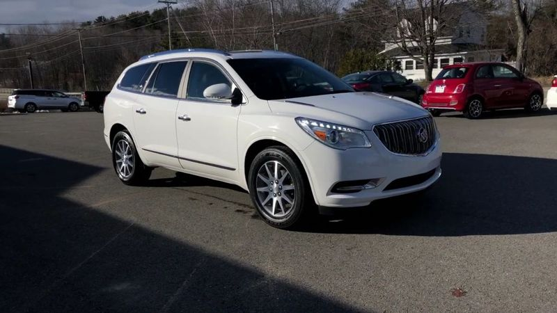 2017 Buick Enclave Leather  in Bangor, ME