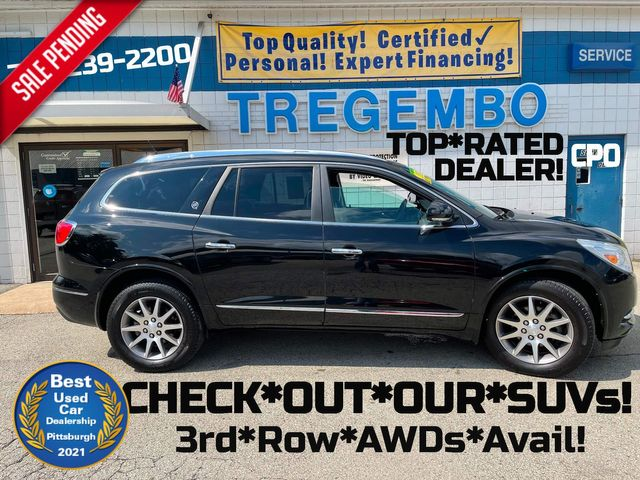 2017 Buick Enclave AWD Leather in Bentleyville, Pennsylvania 15314