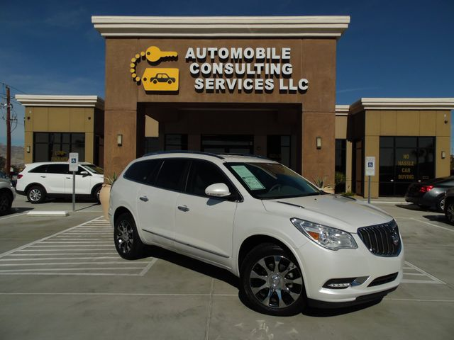 2017 Buick Enclave Leather V6 3 ROW