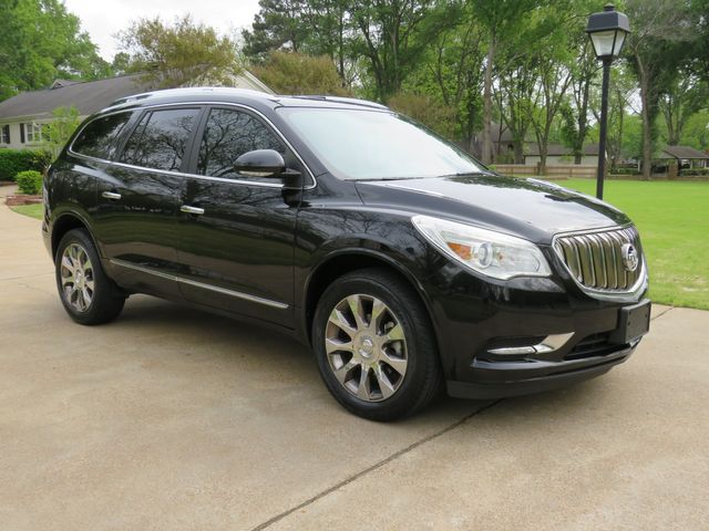2017 Buick Enclave Tuscan Edition