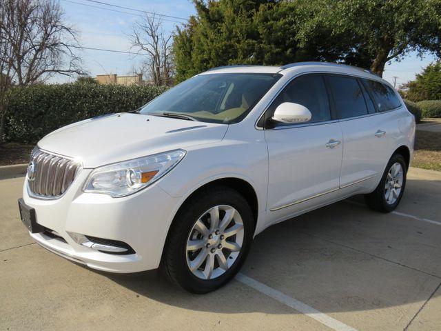 2017 Buick Enclave Premium Group in McKinney, Texas 75070