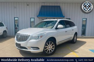 2017 Buick Enclave 3.6L V6 Navigation Leather Bose 3rd Row Very Nice! in Rowlett