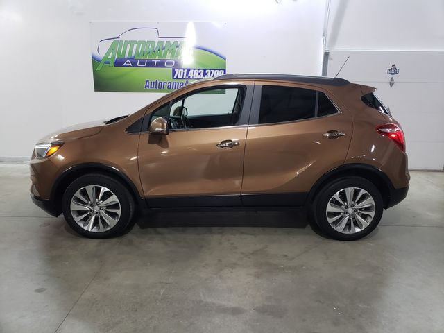 2017 Buick Encore Preferred in Dickinson, ND 58601