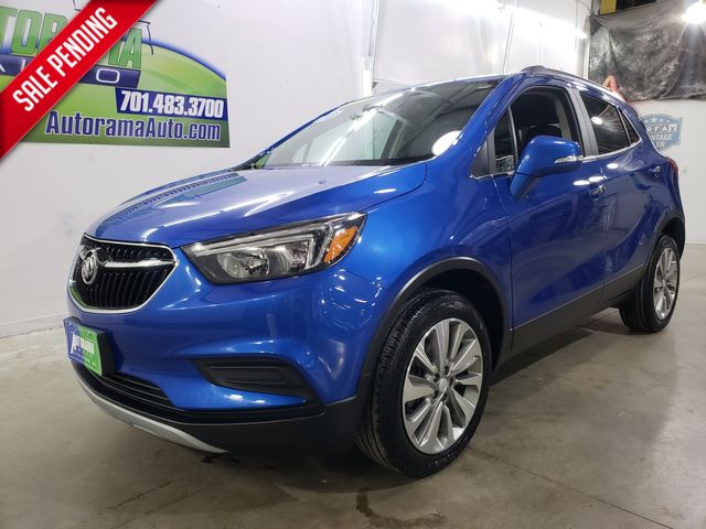 2017 Buick Encore Preferred AWD All Wheel Drive in Dickinson, ND 58601