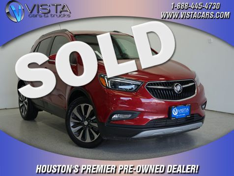 2017 Buick Encore Premium in Houston, Texas