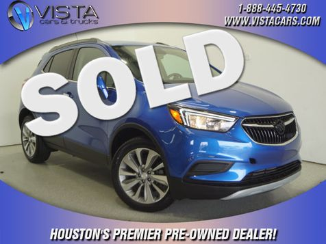 2017 Buick Encore Preferred in Houston, Texas