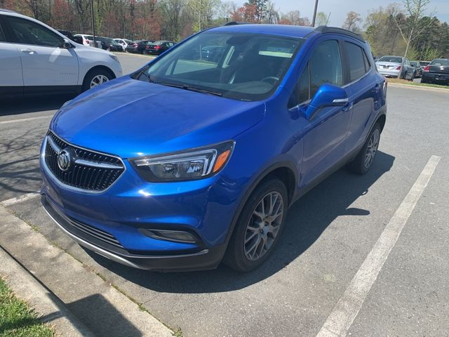 2017 Buick Encore Sport Touring in Kernersville, NC 27284