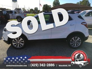 2017 Buick Encore Preferred AWD in Mansfield, OH 44903
