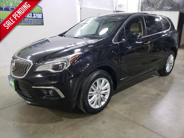 2017 Buick Envision AWD Preferred