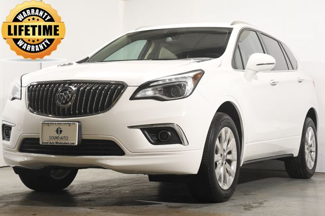 2017 Buick Envision Essence w/ Nav/ Safety Tech