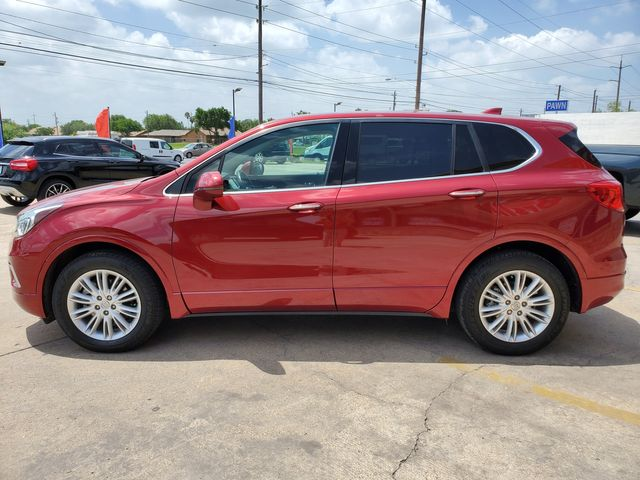 2017 Buick Envision Preferred in Brownsville, TX 78521