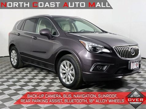 2017 Buick Envision Essence in Cleveland, Ohio