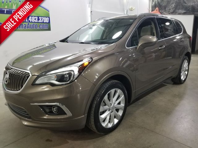 2017 Buick Envision Premium I in Dickinson, ND 58601