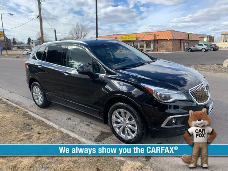 2017 Buick Envision Essence  city MT  Bleskin Motor Company   in Great Falls, MT