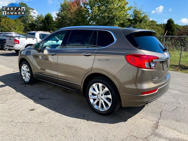 2017 Buick Envision Premium II Madison, NC 3