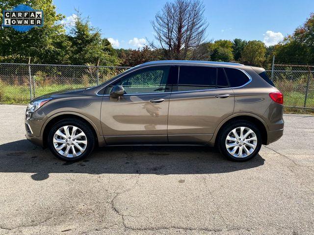 2017 Buick Envision Premium II Madison, NC 4