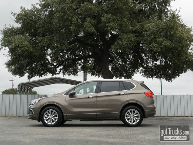 2017 Buick Envision Essence 2.5L I4