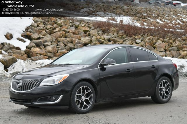 2017 Buick Regal Sport Touring Naugatuck, Connecticut