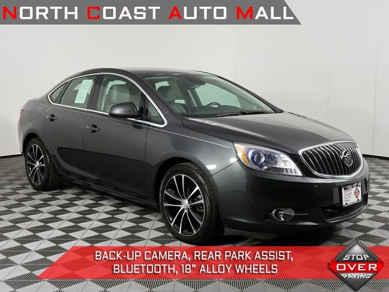 2017 Buick Verano Sport Touring  city Ohio  North Coast Auto Mall of Cleveland  in Cleveland, Ohio