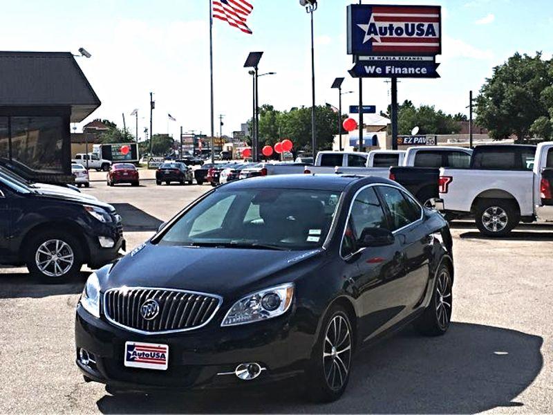 2017 Buick Verano Sport Touring | Irving, Texas | Auto USA in Irving Texas