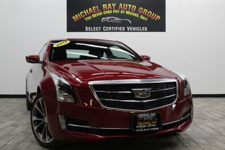 2017 Cadillac ATS Coupe Premium Luxury AWD in Cleveland , OH 44111