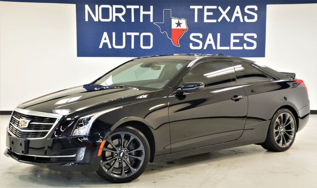 2017 Cadillac ATS Coupe Luxury RWD 1 OWNER