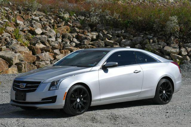 2017 Cadillac ATS Coupe AWD Naugatuck, Connecticut 2
