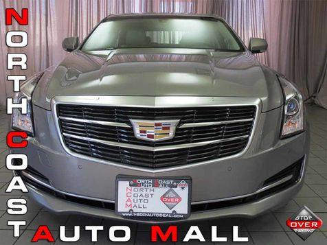 2017 Cadillac ATS Sedan Luxury AWD in Akron, OH