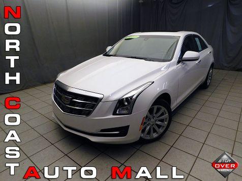 2017 Cadillac ATS Sedan AWD in Cleveland, Ohio